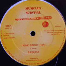 The Basilisk - Think About That - Musician Survival - MSR 001