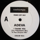 Adeva - I Thank You (Paul Simpson Mixes) - Cooltempo - COOLXW 192