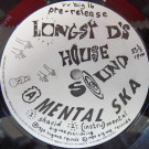 Longsy D - Mental Ska / Return To Zorba - Big One Records - VV BIG 16