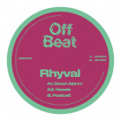 Rhyval - Footcell - Off Beat. - OBR002