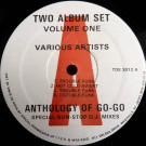 Various - Anthology Of Go-Go - T.T.E.D. Records - TDE 3012