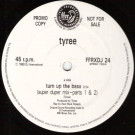 Tyree Cooper - Turn Up The Bass - FFRR - FFRXDJ 24