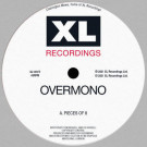 Overmono - Pieces Of Eight / Echo Rush - XL Recordings - XL1072T