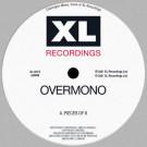 Overmono - Pieces Of Eight / Echo Rush - XL Recordings - XL1072T
