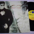 Lou Reed - What's Good - Sire - W 0090TG, Warner Bros. Records - W 0090TG, Sire - 9362-40402-0, Warner Bros. Records - 9362-40402-0