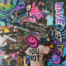 DJ Absolutely Shit - Pomona Island EP - Red Laser Records - RL37