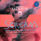 Michael Jackson - Scream (The Remixes By David Morales And Naughty By Nature) - Epic - 662127 8, Epic - 01-662127-21