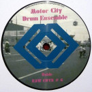 Motor City Drum Ensemble - Raw Cuts # 5 / Raw Cuts # 6 - MCDE - MCDE 1205