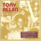 Tony Allen Hits With Africa 70 / Tony Allen Plays With Africa 70 - Jealousy / Progress - Afro Strut - STRUTACD 001