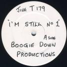 Boogie Down Productions - I'm Still #1 - Jive - JIVE T 179