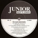 The Dust Brothers - My Mercury Mouth E.P - Junior Boy's Own - JBO 20