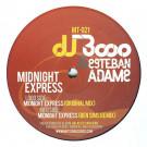 DJ 3000 & Esteban Adame - Midnight Express - Motech - MT-021