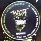 Re-Con & Squad-E - Cant Buy My Love / Claim 2 Recycle - Twista Records - TWISTA011