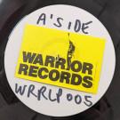 Various - Techno UK 1 - Warrior Records - WRRLP 005