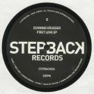 Dunning Krueger - First Love EP - Stepback Records - STEPBACK006