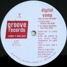 Digital Vamp - You Can Take My Body - Groove Records - gr-001