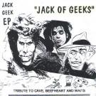 Jack Geek - The Debut EP - Spoon Harvest Records - Geek 01