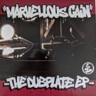 Marvellous Cain - The Dubplate EP - Suburban Base Records - SUBBASE 80
