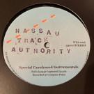 Nassau Track Authority - Special Unreleased Instrumentals - Nassau Track Authority - NTA-02