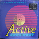 Darcy Alonso - Waited So Long - Active Records - ACT 3061