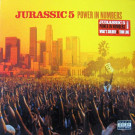 Jurassic 5 - Power In Numbers - Interscope Records - 0694934371