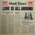 Eric Burdon & War - Love Is All Around - ABC Records - AB-988, ABC Records - ABCD 988