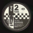 Specials, The - Rat Race - Two-Tone Records - CHS TT11