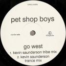 Pet Shop Boys - Go West - Parlophone - 12RXDJ 6356