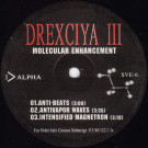 Drexciya - Drexciya III - Molecular Enhancement - Submerge - SVE-6