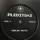 Paranoid London - PLEDITS#3 - Paranoid London Records - PLW004