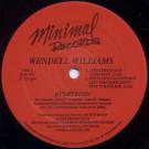 Wendell Williams - Everybody - Minimal Records - QAL-251