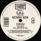 D.R.S. Featuring Kenny Ken - Everyman - Rugged Vinyl Records - RUGGED 11