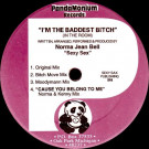 Norma Jean Bell - I'm The Baddest Bitch (In The Room) - Pandamonium - PR 01