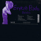 Erykah Badu - Baduizm - Kedar Entertainment - U-53027, Universal Records - U-53027