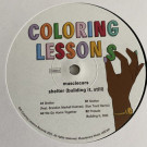 Musclecars - Shelter (Building It, Still) - Coloring Lessons Records - CLR003