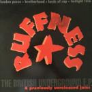 Various - The British Underground E.P. - XL Recordings - XLT 42, Ruffness - XLT 42