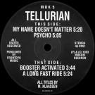 Tellurian - My Name Doesn't Matter - Mokum Records - MOK 5