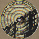 Victor Simonelli - Tracks From The Other Side - West Side Records (USA) - WSR 007