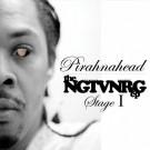 Pirahnahead - NGTVNRG EP Stage 1 - Third Ear Recordings - 3EEP-109