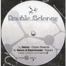 Geiom - Classic Rewinds - Double Science - EMC001
