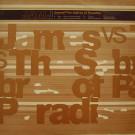 James Vs The Sabres Of Paradise - Jam J - Fontana - JIMX15, Fontana - INT 858 355-1