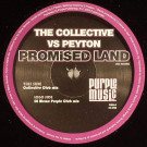 The Collective Vs Peyton - Promised Land - Purple Music - PM064
