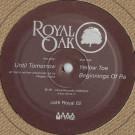 Reggie Dokes - Untill Tomorrow EP. - Royal Oak - Royal 02