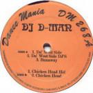 DJ D-Man - Da' West Side - Dance Mania - DM 268