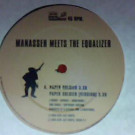 Manasseh Meets The Equalizer - Paper Soldier / Planet Humanity - Acid Jazz - DUBID 8T