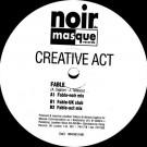 Creative Act - Fable - Masque - MC 014