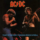 AC/DC - That's The Way I Wanna Rock N Roll - Atlantic - A9098, Atlantic - A 9098, Atlantic - 789098-7