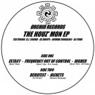 Houz' Mon - The Houz' Mon EP - Orchid Records - 0909x393