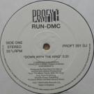 Run-DMC - Down With The King - Profile Records - PROFT 391 DJ