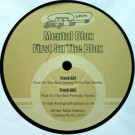 Mental Blox - First On The Blox - Air Dog Records - ILL1014